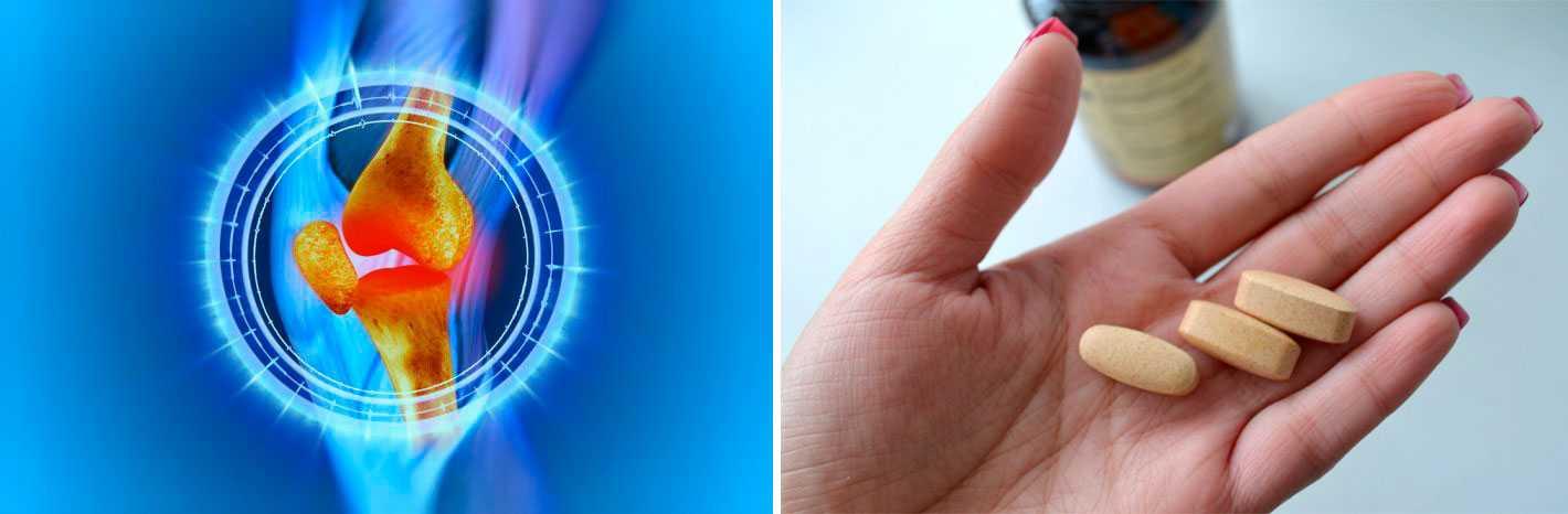Здоровье суставов: ТОП 7 препаратов с хондропротекторами на iHerb