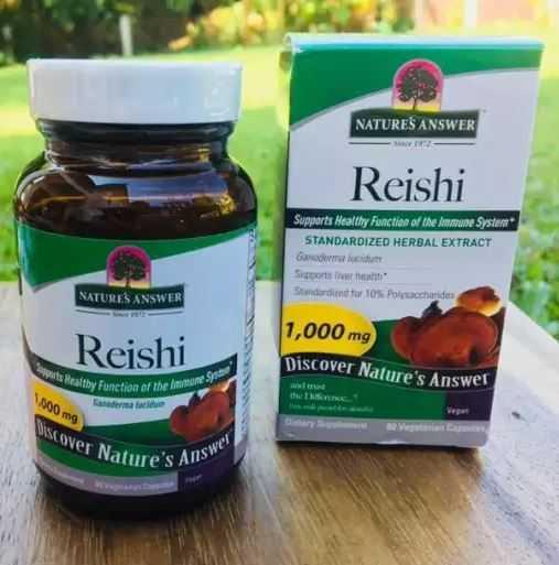 Гриб рейши: лучшие препараты с iHerb