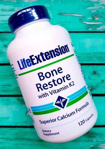Добавки для костей с IHerb против остеопороза, переломов и других проблем
