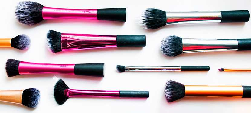 Макияжные кисти: собираем косметичку начинающего визажиста