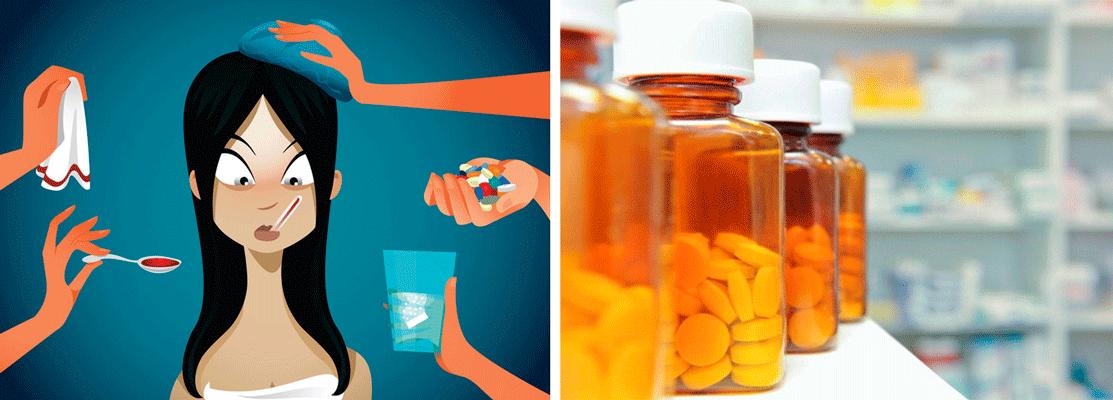 Таблетки, сиропы и порошки: полный арсенал противопростудных препаратов от Айхерб