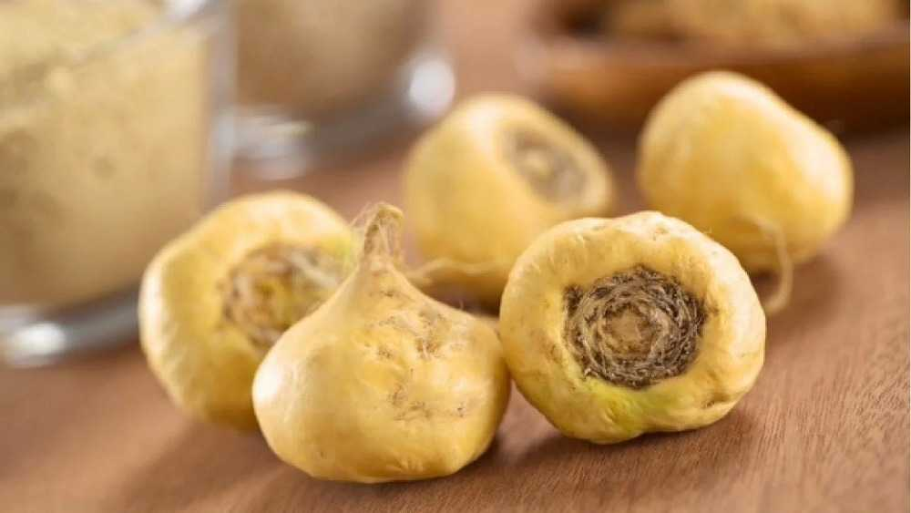Золото инков: перуанская мака как пищевая добавка с Айхерб