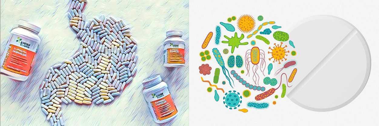 Какие пробиотики выбрать на IHerb для взрослых и детей