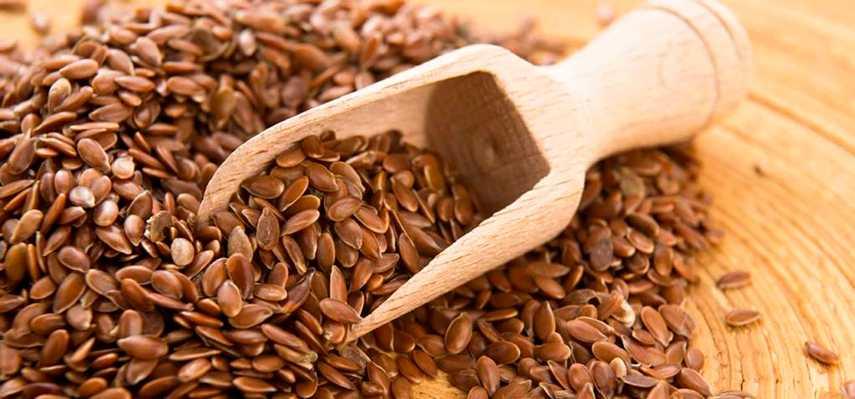Семена льна: лучшие препараты с iHerb