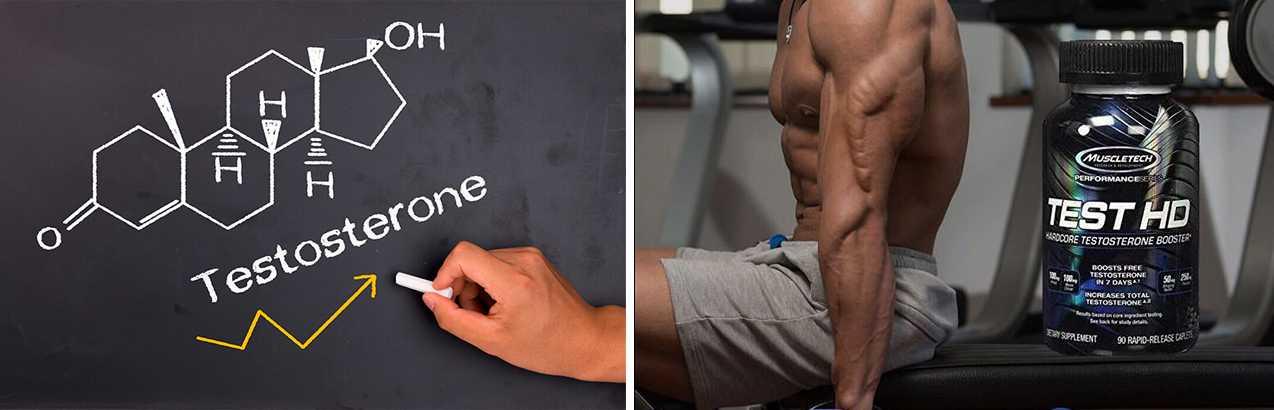 Усилитель тестостерона в таблетках и капсулах: лучшие препараты на iHerb